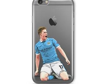Kevin De Bruyne - iPhone Case / Phone Skin / Samsung Case