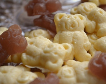 Graham Teddy Vegan Snack Food Cookie Soaps - Food Soap - Teddy Graham - Cookie Soap - Food Soap - Children's Soap - Fun Soap - Novelty