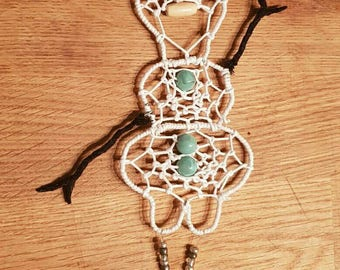 Made to Order Frozen Olaf Dream catcher