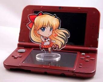 Sailor Moon acrylic stand - Sailor Venus Mina
