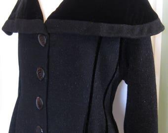 1950's New Look Coat/ Custom Order