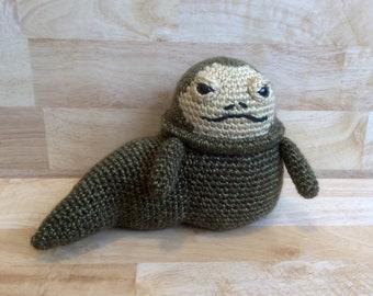 Crochet Star Wars Jabba the Hutt