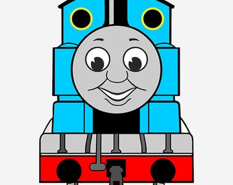 thomas etsy rh etsy com thomas the train birthday clipart thomas the train clip art free