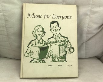 Music for Everyone Vintage Songbook