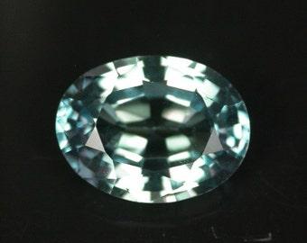 3.07 ctw. alexandrite color change loose gemstone.