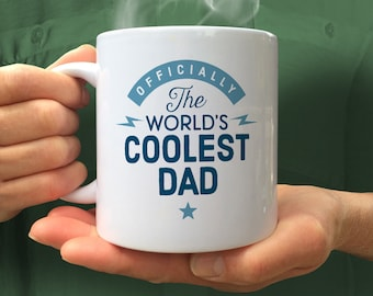 Dad Gift, Cool Dad, Dad Mug, Birthday Gift For Dad! Dad Present, Dad Birthday Gift, Gift For Dad! Present For Dad, Awesome Dad, Love Dad