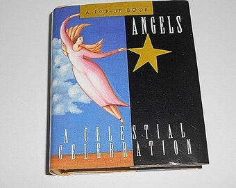 Angels Pop-Up Miniature Vintage Book 1995