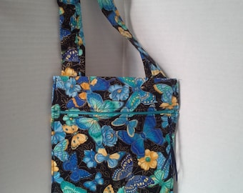 Butterfly hip bag