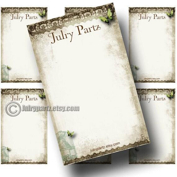 Diy Bracelet Display Card: DIY BIRDCAGE, Earring Cards, Jewelry Cards,Tent Card