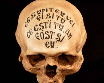 Mount Athos Skull Replica