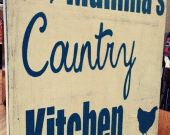 Mamma's Country Kitchen