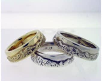 Alaska Range Mountain Ring
