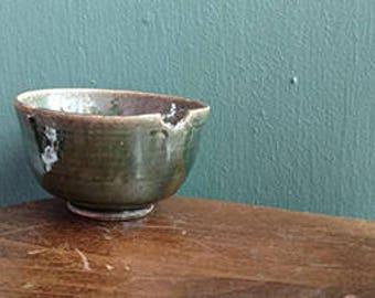 Short Green Cup