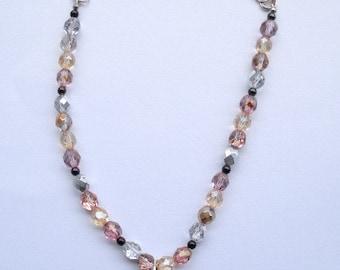 Mookaite Necklace, Drop Pendant Necklace