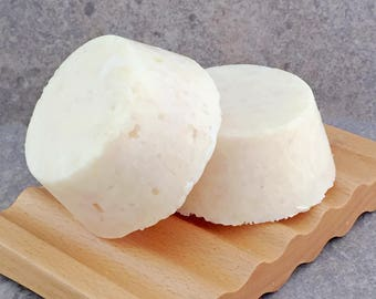 Solid Shampoo Bar - Sulfate Free Hair Care - Clarifying Formula in Lemongrass