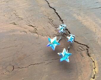 Star SWAROVSKI Crystal earrings
