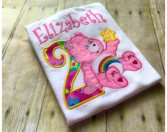 Care Bear Inspired shirt
