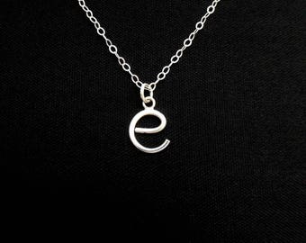 Electrical Charge Necklace (Sterling Silver)