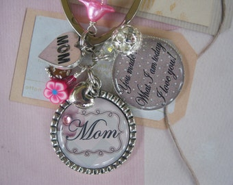 Personalized keychains for Moms, teachers, grandmas, sister, friends