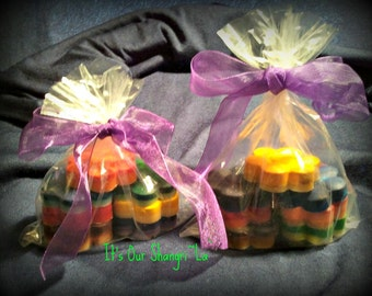 Flower Crayons ~ Party Favors for Kids