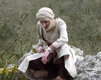 Medieval - fantasy complete costume for men, arabic /Haradrim inspired - On order