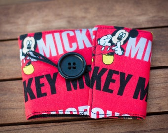 Coffee Cuff - Mickey Mouse