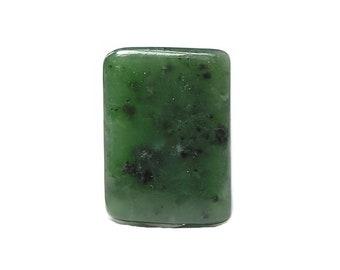 Jade True Jade green Siberian Polished Flat Plank Jewel Stone of Heaven polished semi precious geo gemstone, DIY Natural Semiprecious Gem