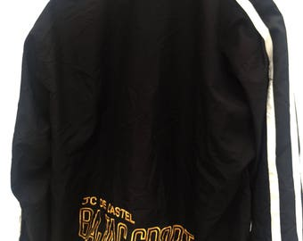 Jean Charles De Castelbajac Sport Vintage Rare Windbreaker Zip On Jacket