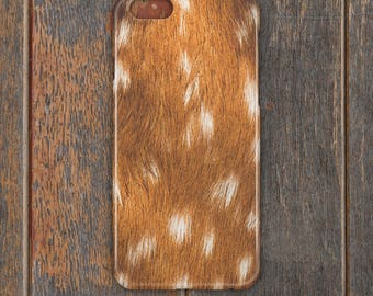 Deer Skin Phone Case - PC041 | Personalised Gift | Unique Gift | Phone Case | iPhone | Samsung
