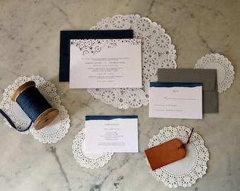 Clove | Wedding Invitation