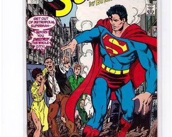 Issue #10 SUPERMAN Comic Book