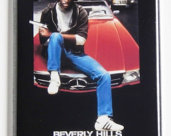 Beverly Hills Cop Movie Poster Fridge Magnet