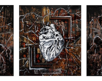 Anatomical Heart Tryptic