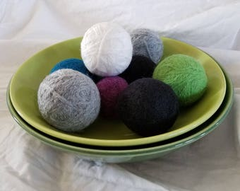 Dryer balls - set of three