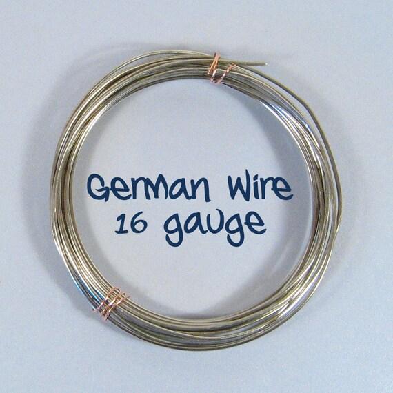 16ga 25ft DS German Wire