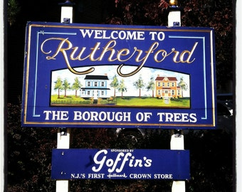 Rutherford - Welcome to Rutherford Coaster
