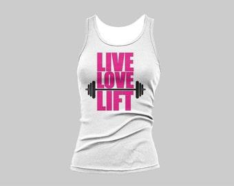 Live Love Lift Tank Top
