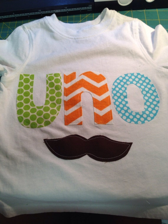 UNO first birthday shirt, mustache fiesta first birthday, cinco de mayo birthday shirt, baby boys uno shirt, rainbow colors shirt, mustache