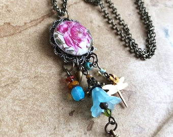 CN04 CHARMED Necklace