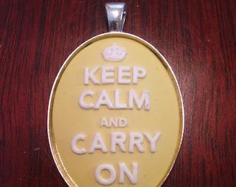 Keep Calm Cameo