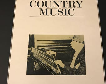 English country music lp 1966