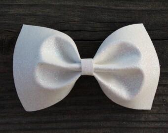 White - ALYSA Bow
