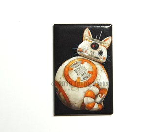 BB-Cat Magnet