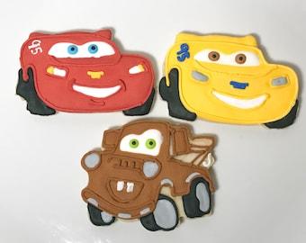 Cars Cookies Set 2