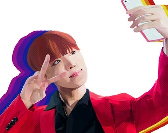 JHope Painting