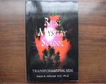 Reiki Mystery School - Transformational Reiki