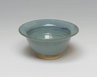 Slate Blue Salt Bowl