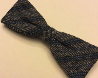 Vintage Haband clip on bow tie