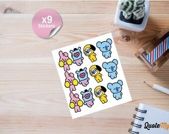 Journal/Planner Stickers