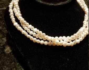 Designer freshwater cultured pearls